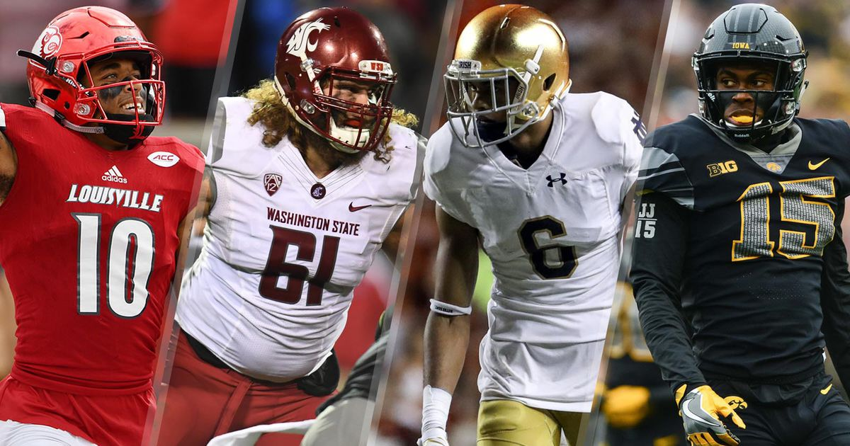Packers Use Late-Round Fliers on Potential Talent