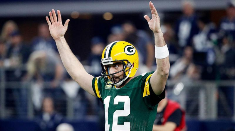The Packers Red Zone Offense Will be Among the League's Best