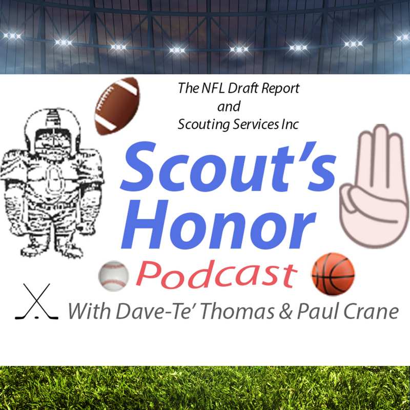 Dave-Te's Scout's Honor Podcast: Rookie QB Updates, T.O. & Other NFL News