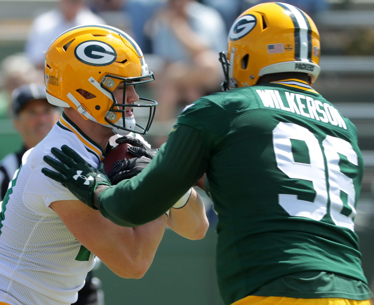 PACKERS FOOTBALL FRIDAY: Make No Mistake