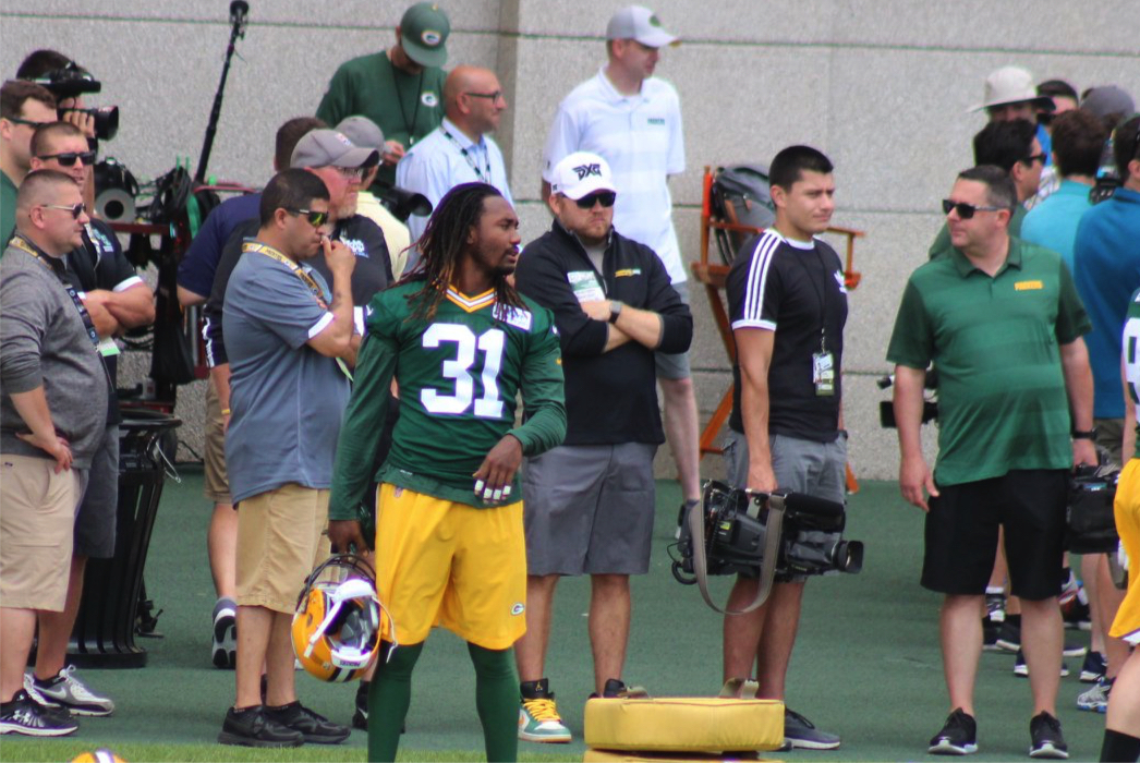 PACKERS FOOTBALL FRIDAY: Camp is Here!