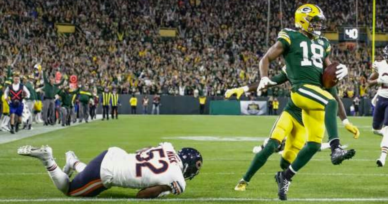 Green Bay Packers Week Two: Beat Your Rivals - Not The Traffic