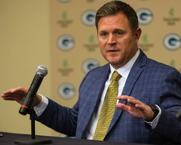 Green Bay Packers Rebuild?
