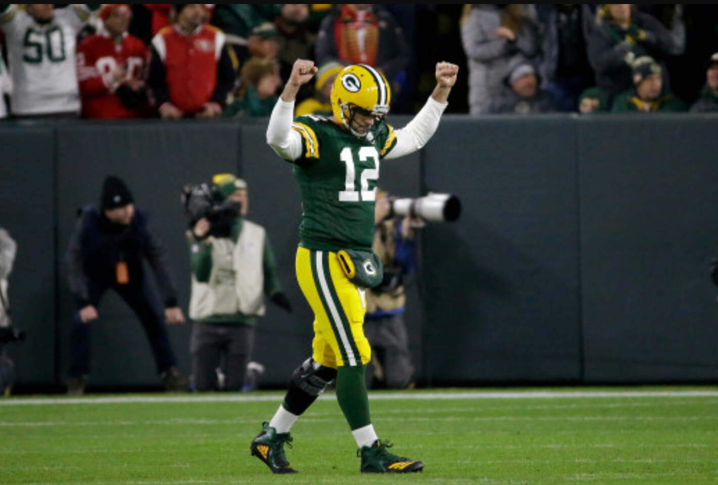 Green Bay Packers: Big Chill