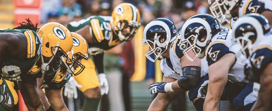 Early Bird Breakdown Week 8 - Packers @ Rams