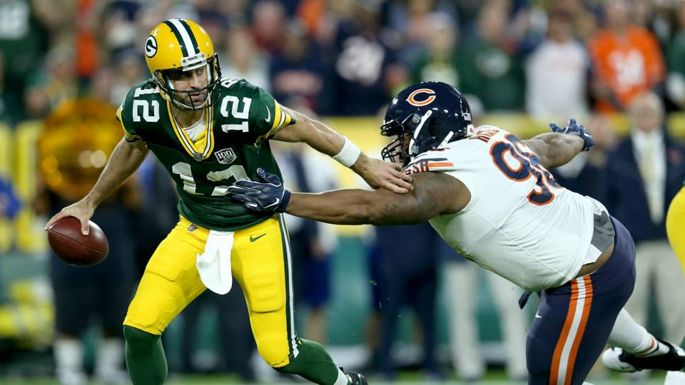 Early Bird Breakdown Week 15 - Packers @ Bears
