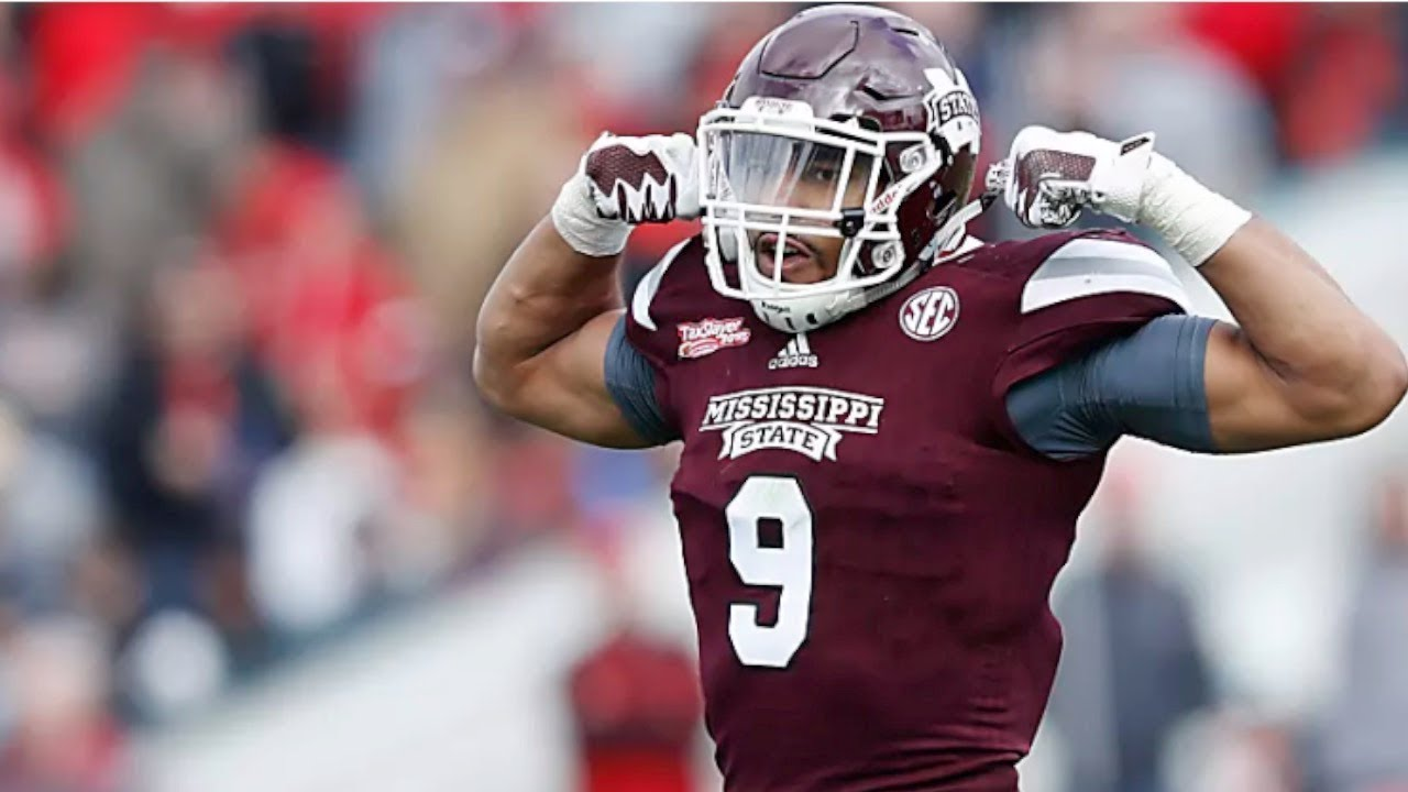 Packers Draft Prospect: Montez Sweat