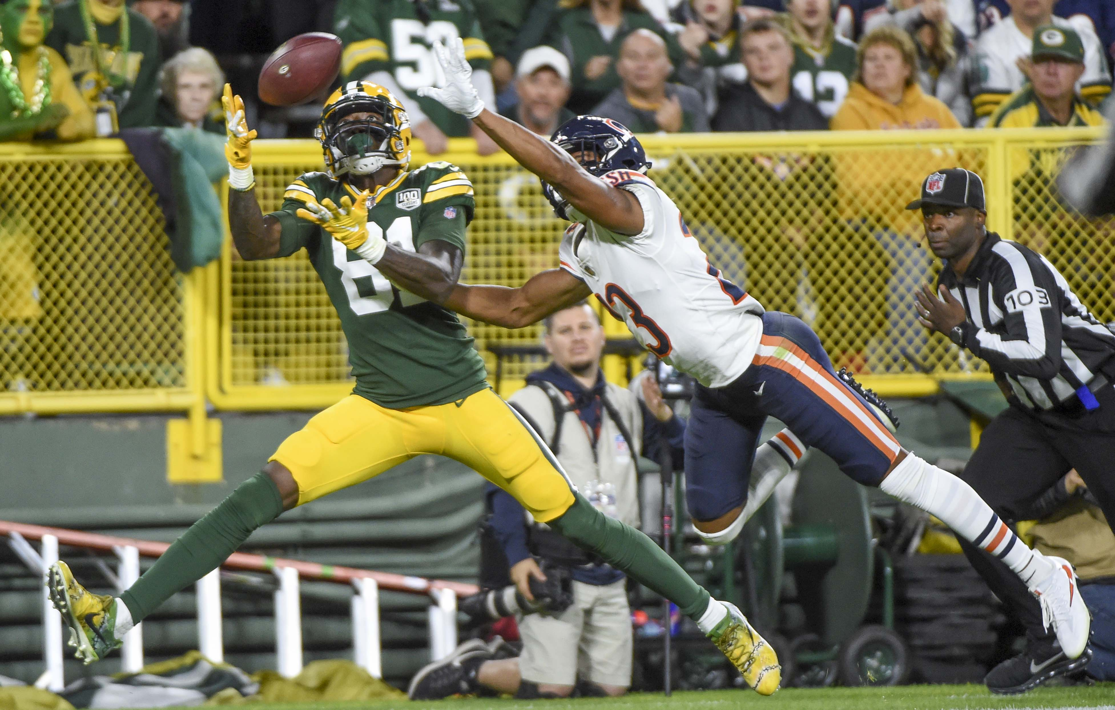 Packers Give Allison and Lewis Second Chances