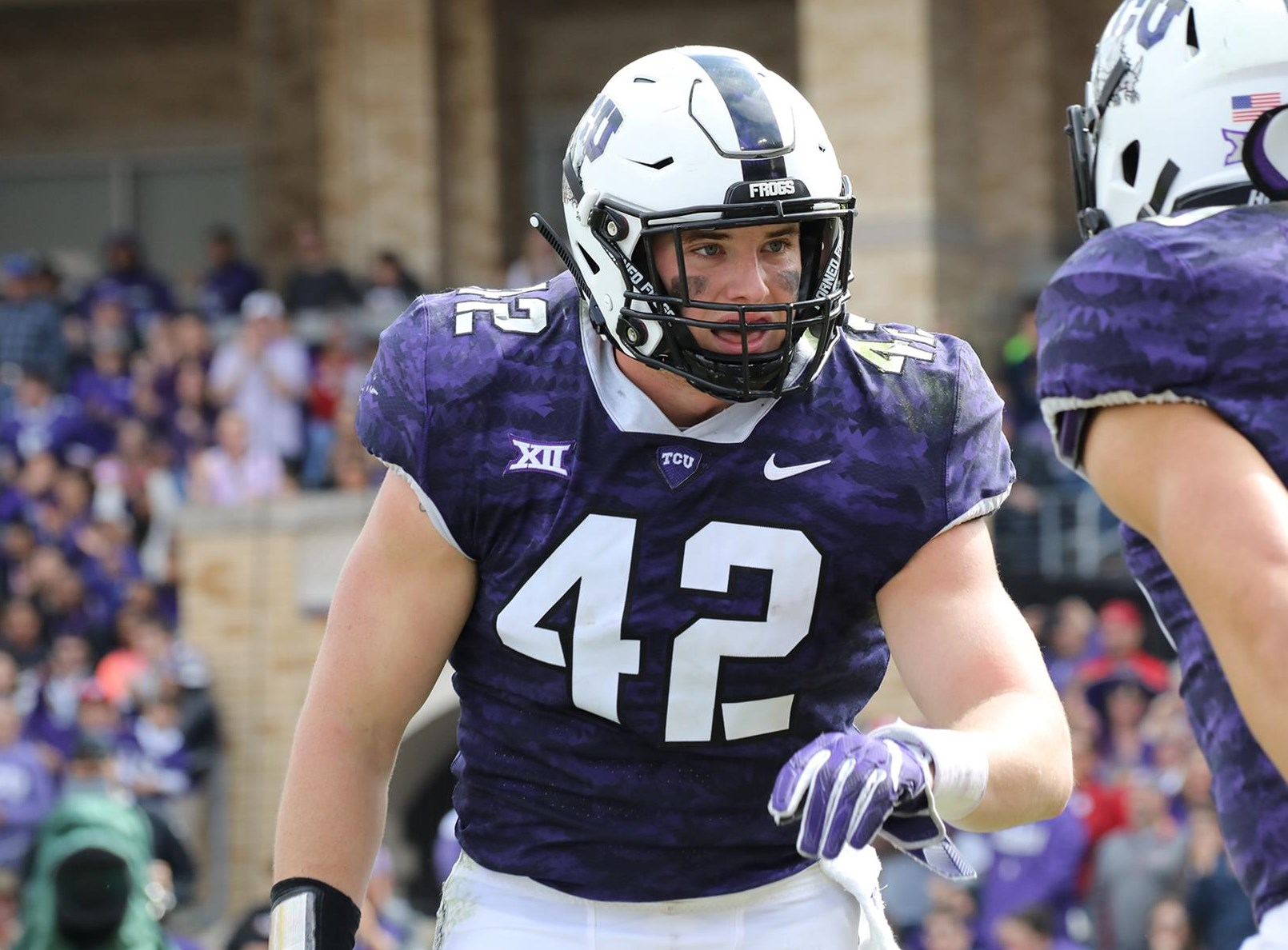 BREAKING: Green Bay Packers select Ty Summers, ILB, TCU in Round 7