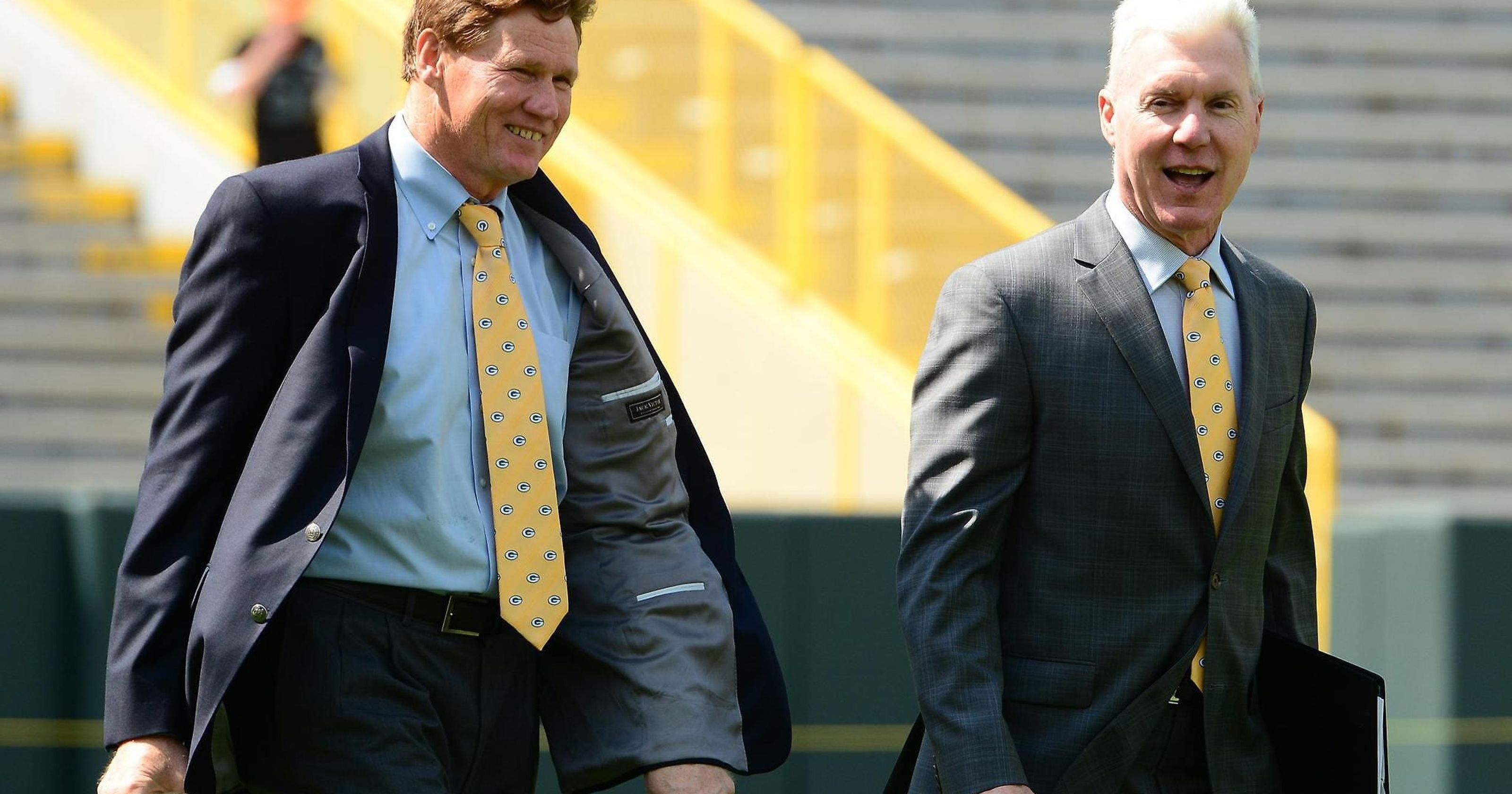 Mark Murphy and Ted Thompson at fault for dysfunction in Green Bay