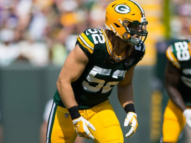 Former Packers' LB Clay Matthews