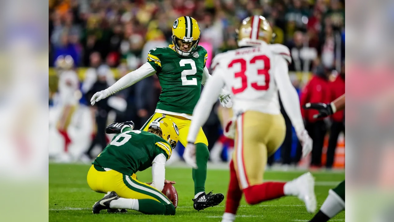 Should the Packers Kick It Up A Notch?