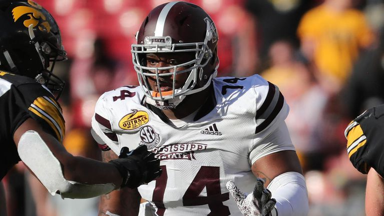 BREAKING: Green Bay Packers select Elgton Jenkins, G, Mississippi State in Round 2