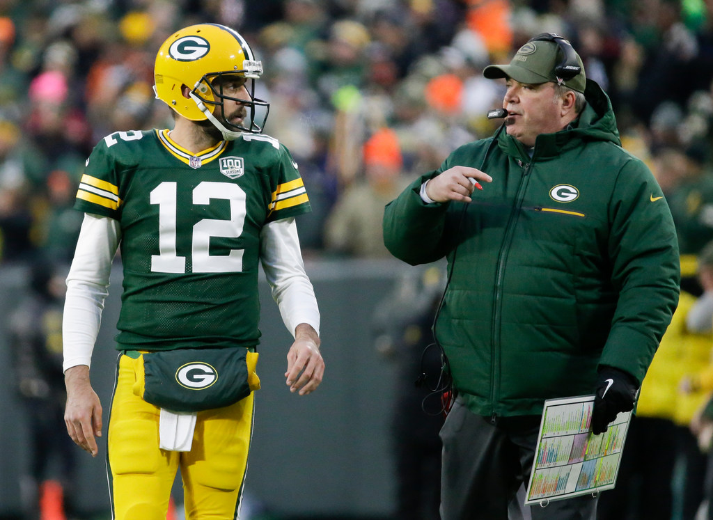 Packers: McCarthy/Rodgers Drama? NFL History Says Been There, Done That
