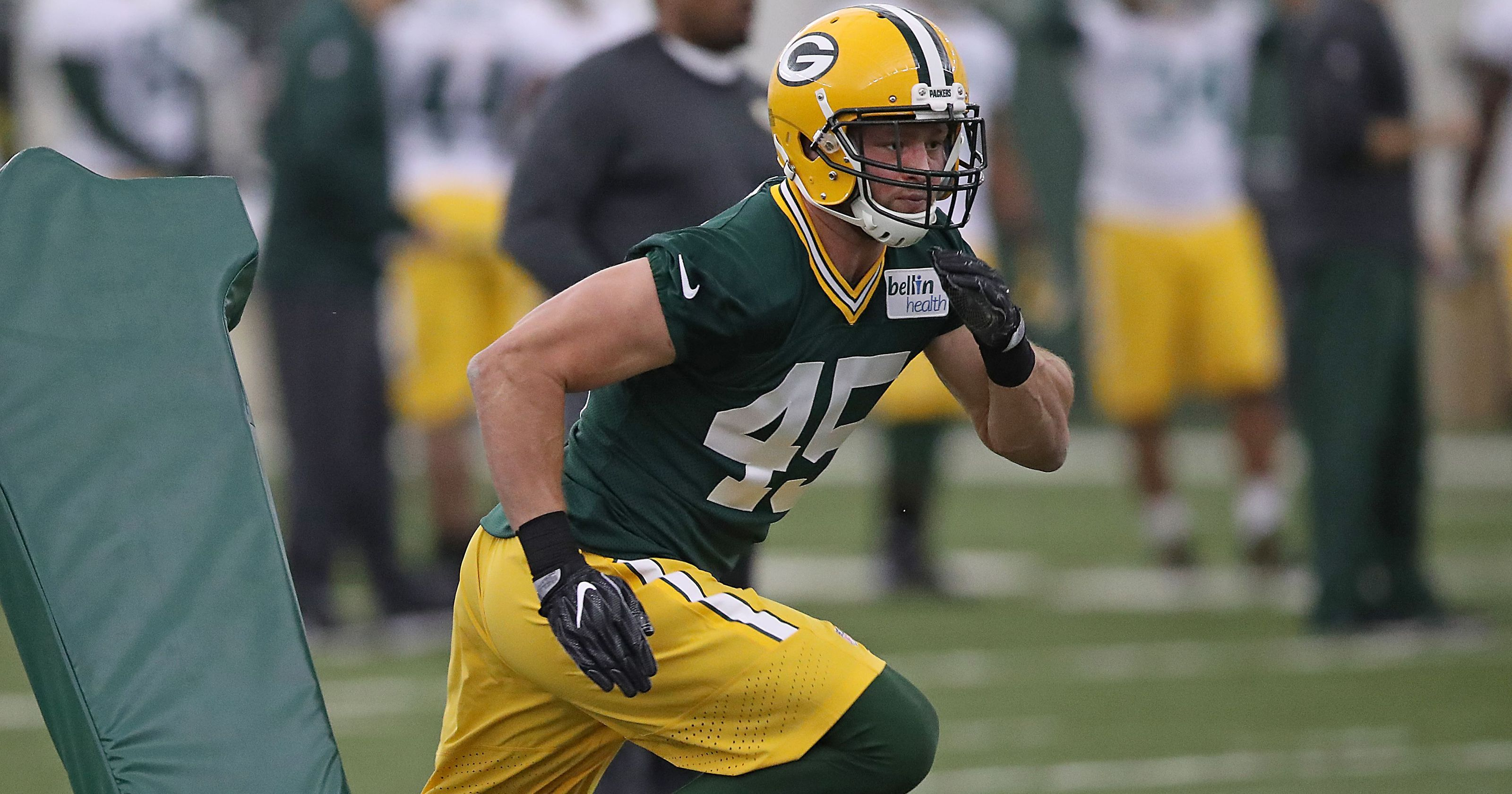 Not Drafting In-State Talent has Haunted Green Bay