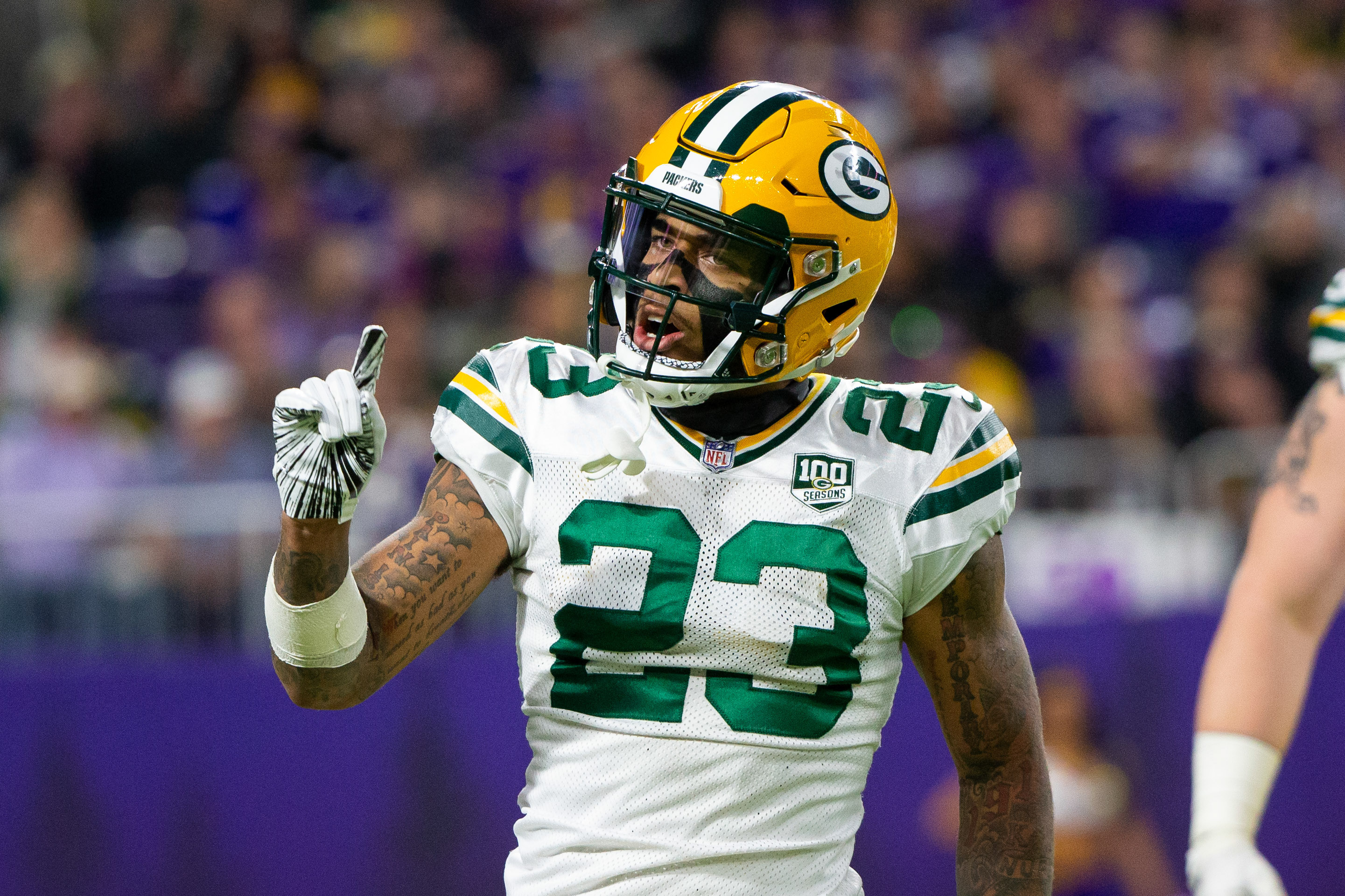 The Green Bay Packers' secondary needs help
