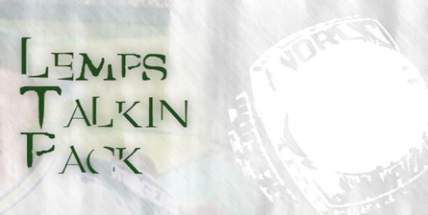 LempsTalkinPack: A Little Old, A Little New