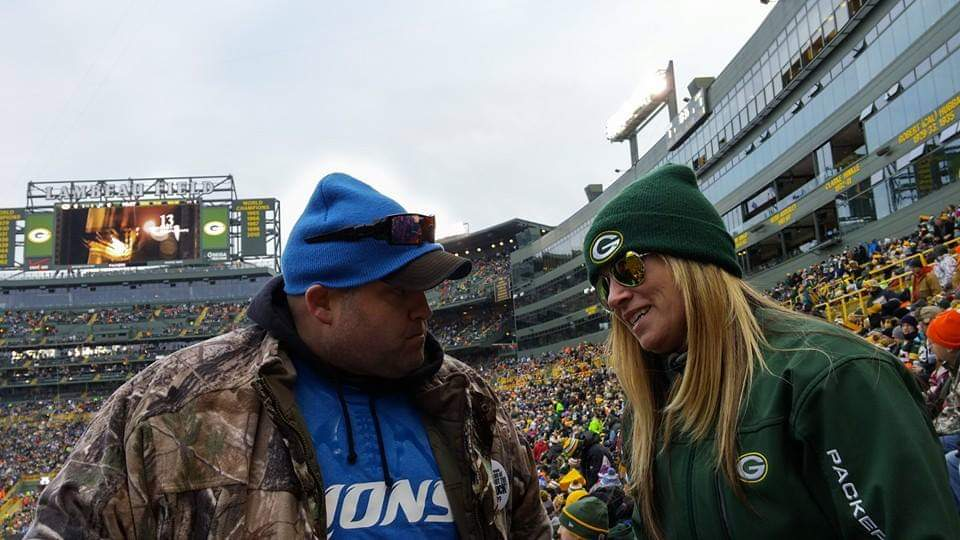 Green Bay Packers: All My Rowdy Friends