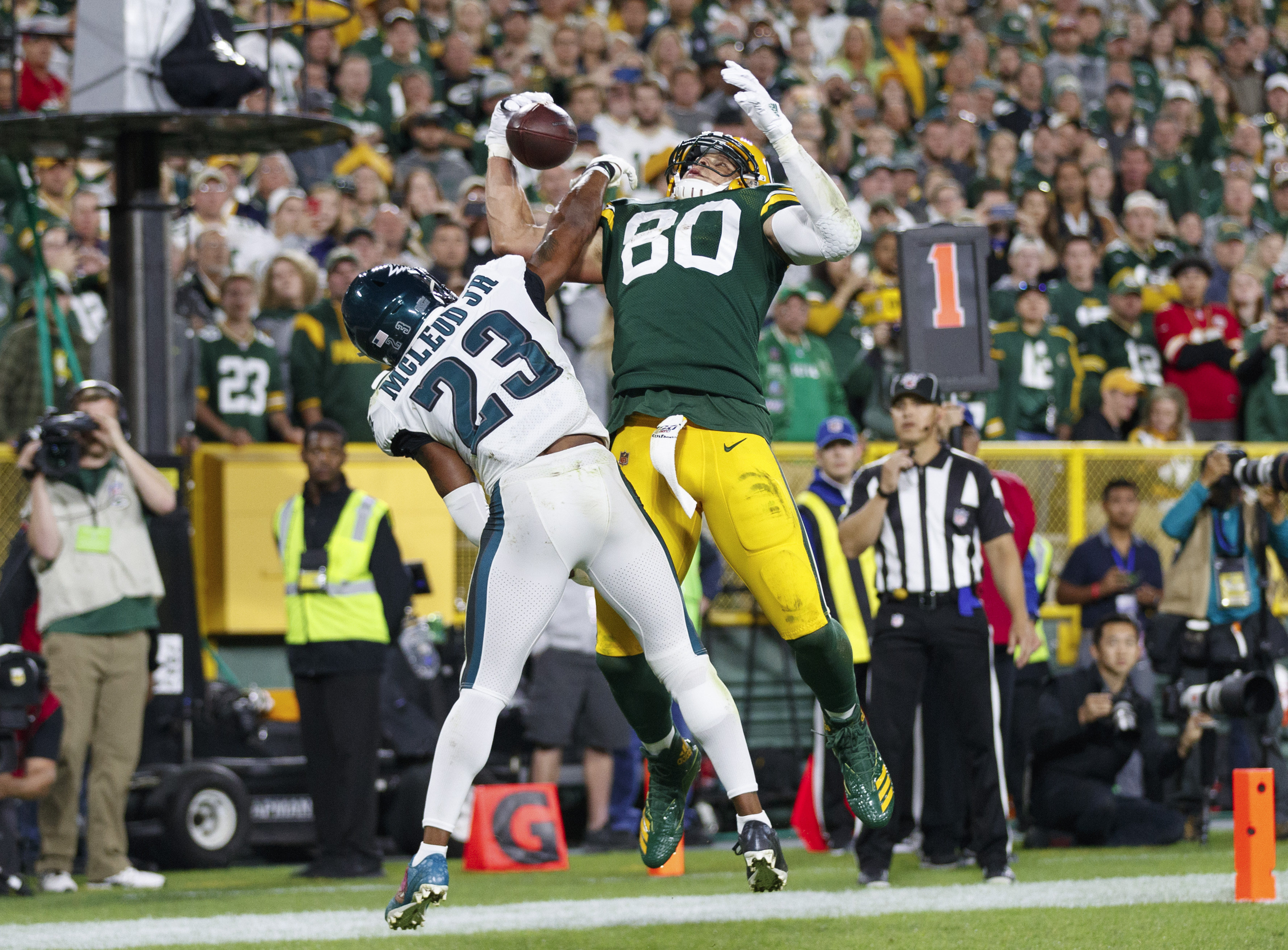 Jimmy Graham, the Lost Cause