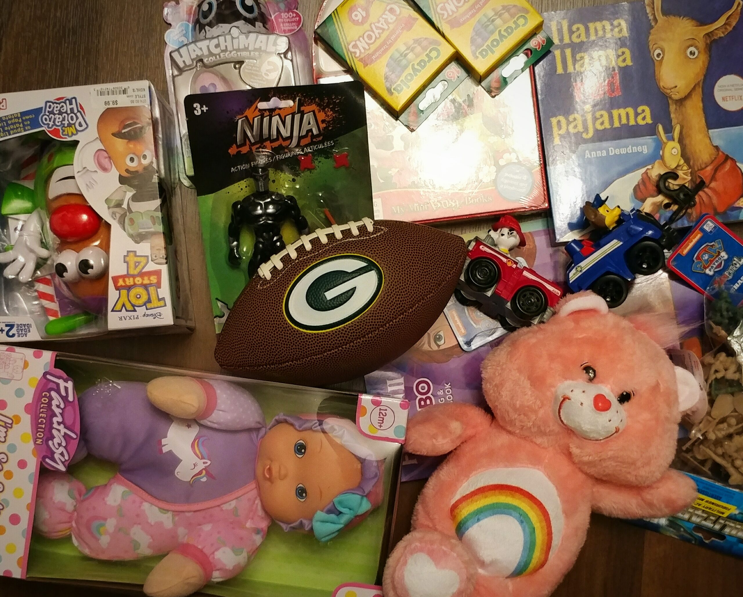 Green Bay Packers: For Tots