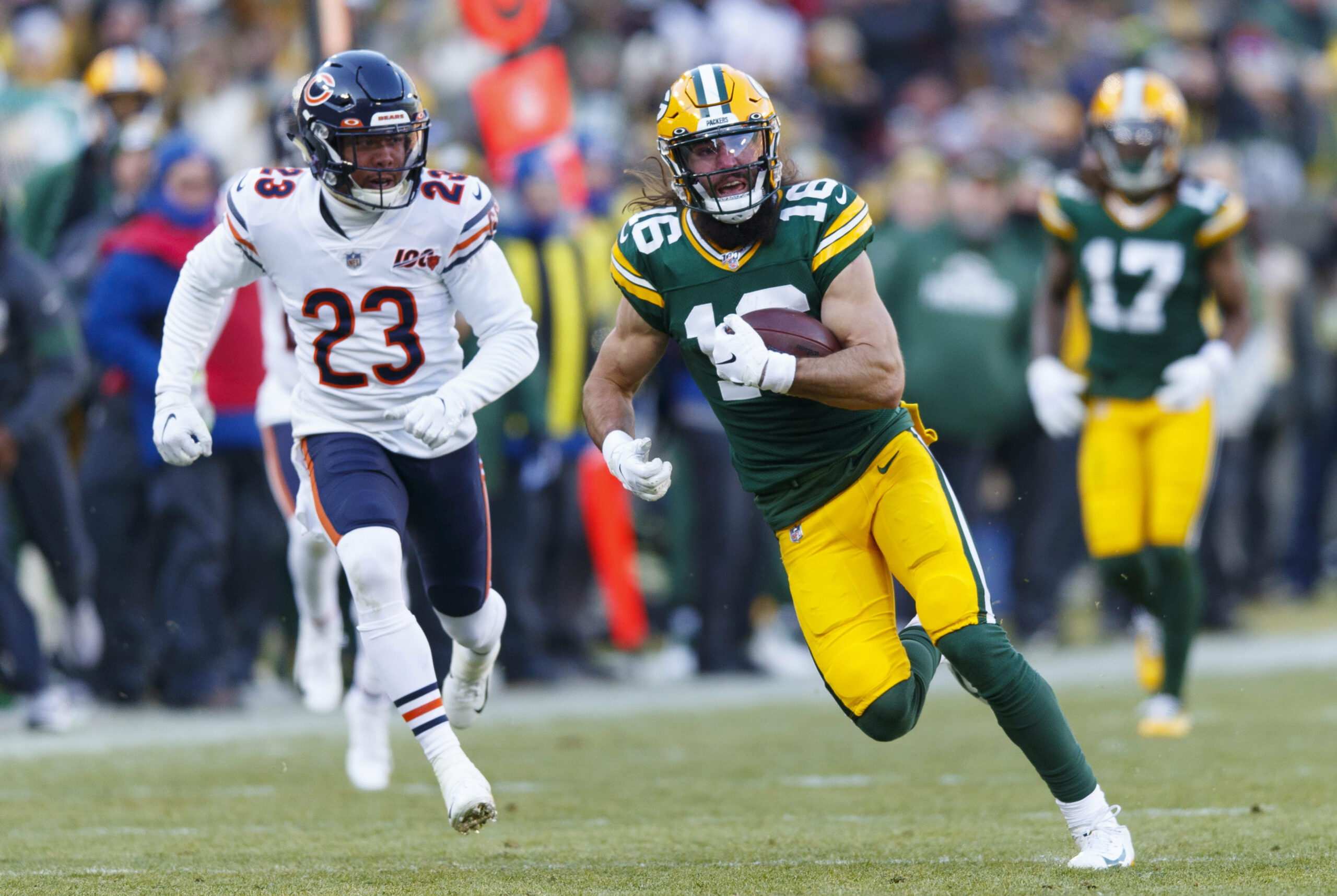 More Kumerow on Tap for Packers Offense