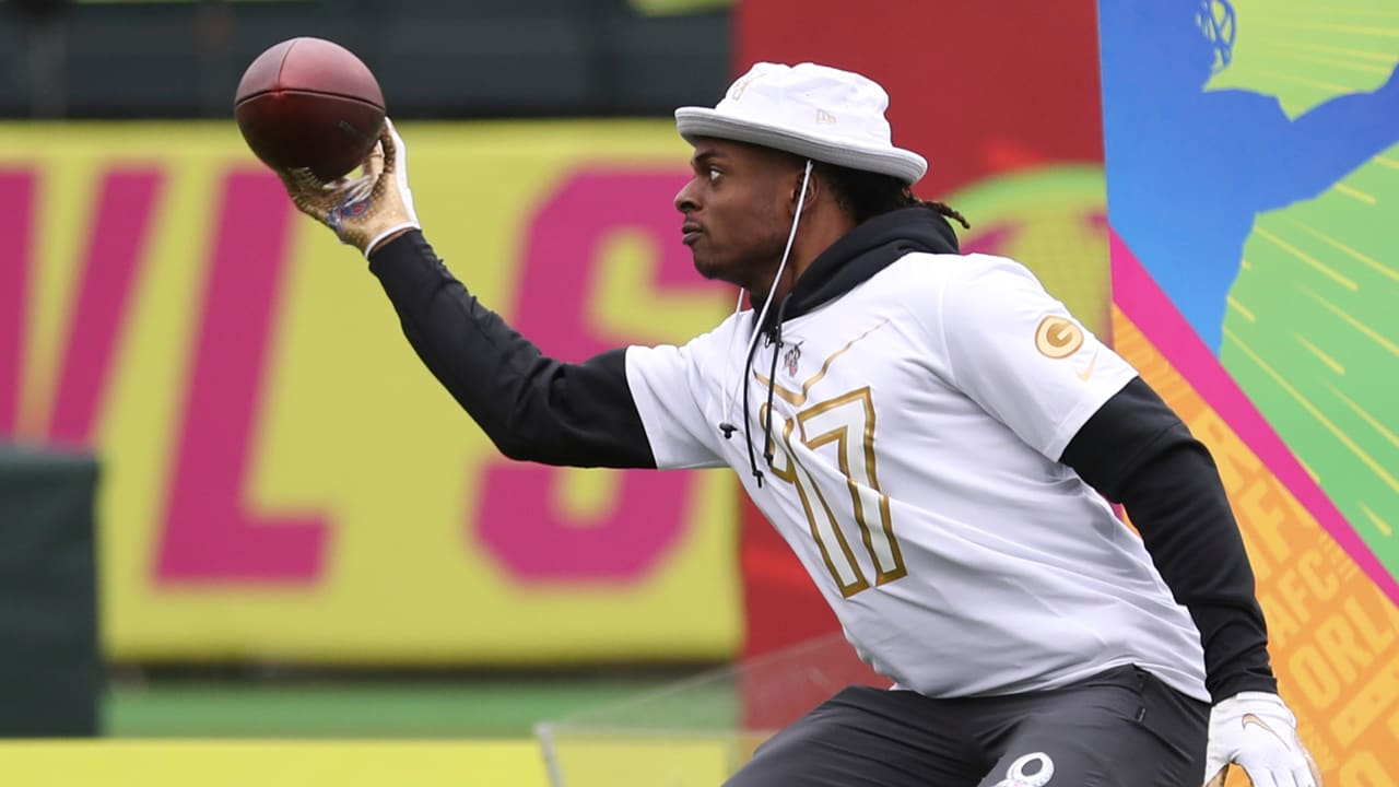 Packers show up at Pro Bowl