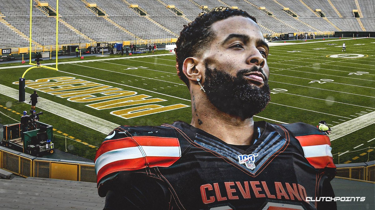 Should the Packers consider trading for Odell Beckham Jr?