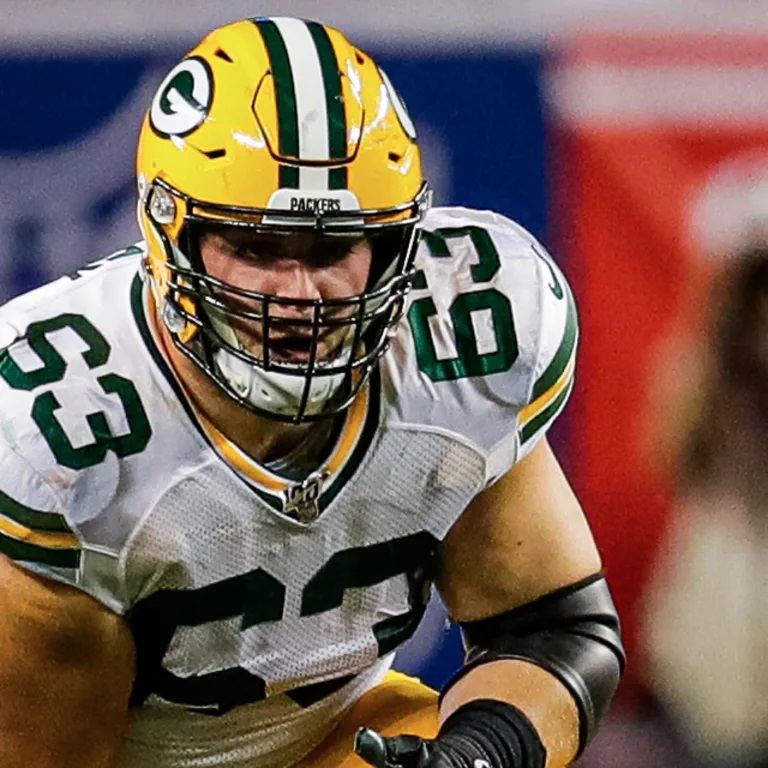 What does the Packers' starting offensive line look like in 2020?