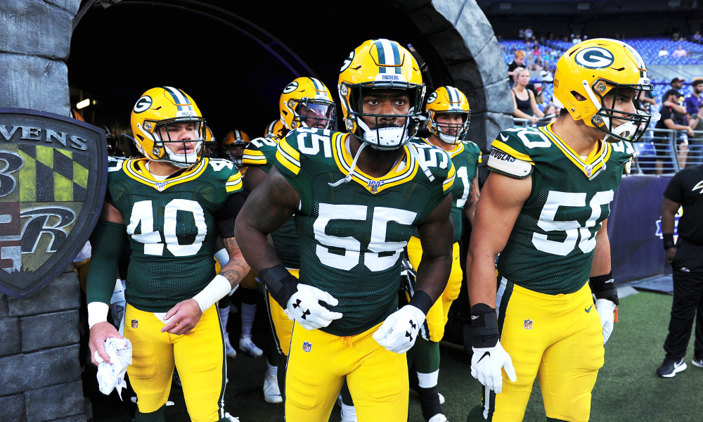 Can The Packers' Run Defense Be Fixed?