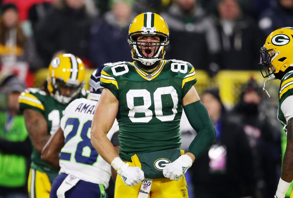 Packers' tight end review: who stays, who goes?