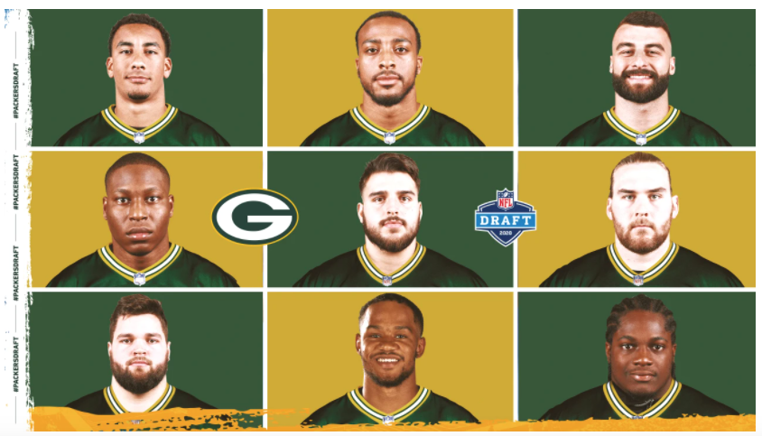Legacy of Gutekunst and LaFleur forever tied to the 2020 draft class