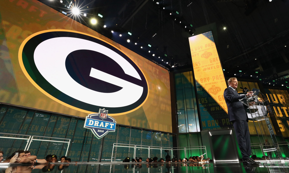 Packers 2021 Draft Pick Order, including Compensatory Picks