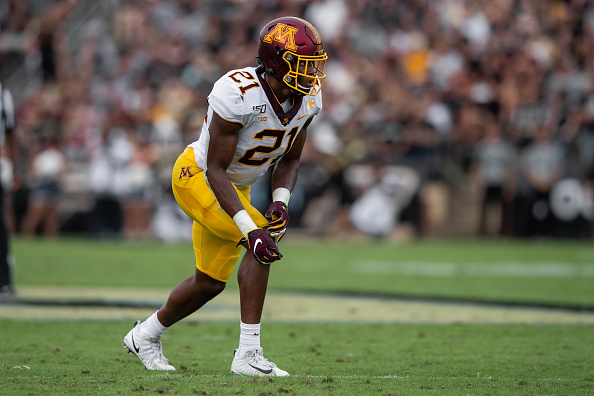 Breaking: Packers select Minnesota LB Kamal Martin 175th overall