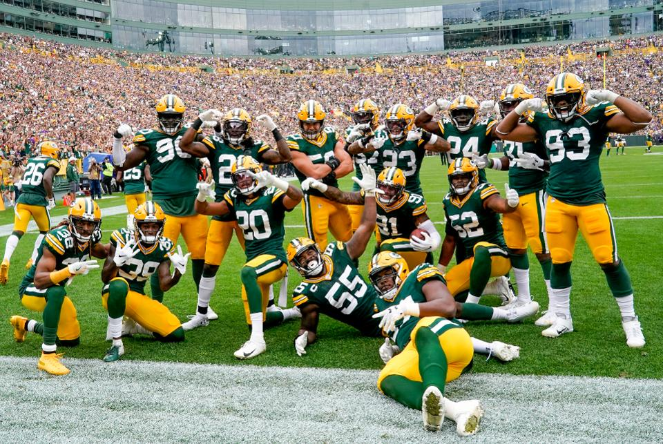 Packer's Record Prediction Based On 2020-2021 NFL Schedule Release