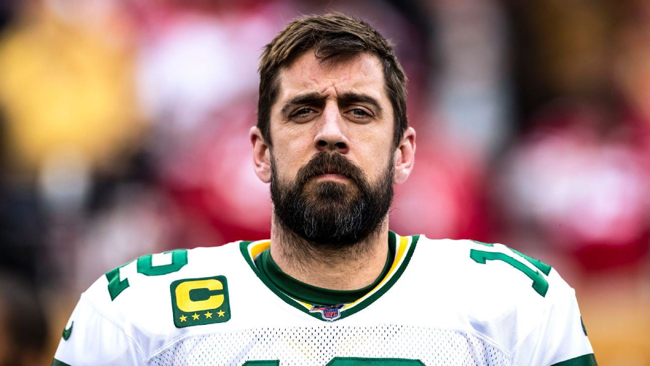 Aaron Rodgers Addresses Media For First Time Since 2020 NFL Draft