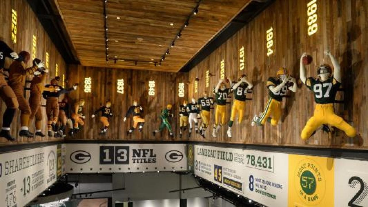 Packers Hall of Fame providing virtual programming