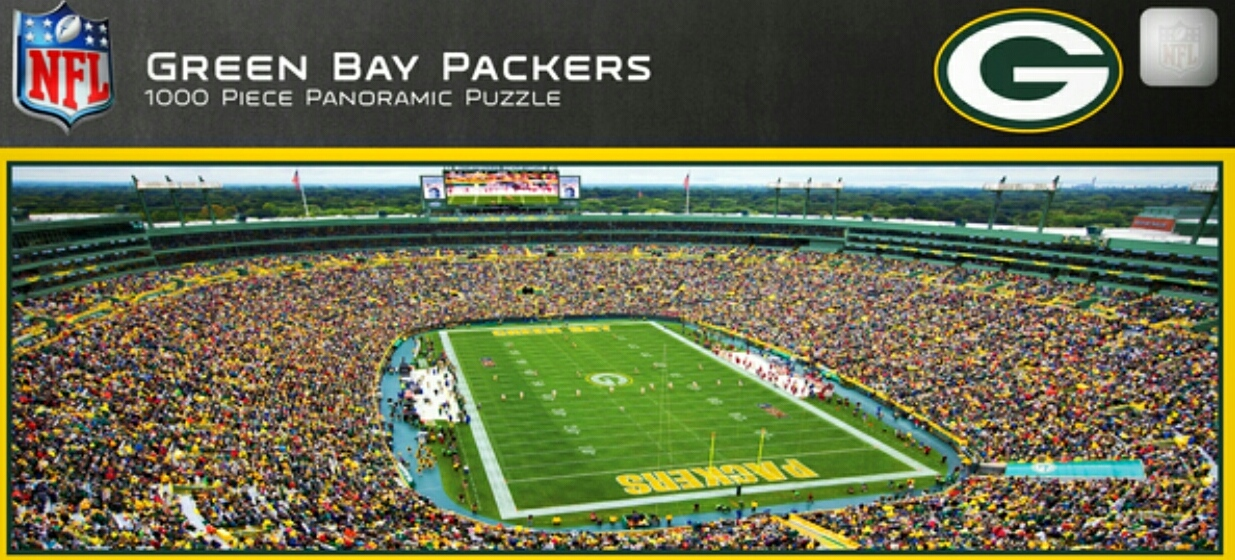 Green Bay Packers: Puzzled