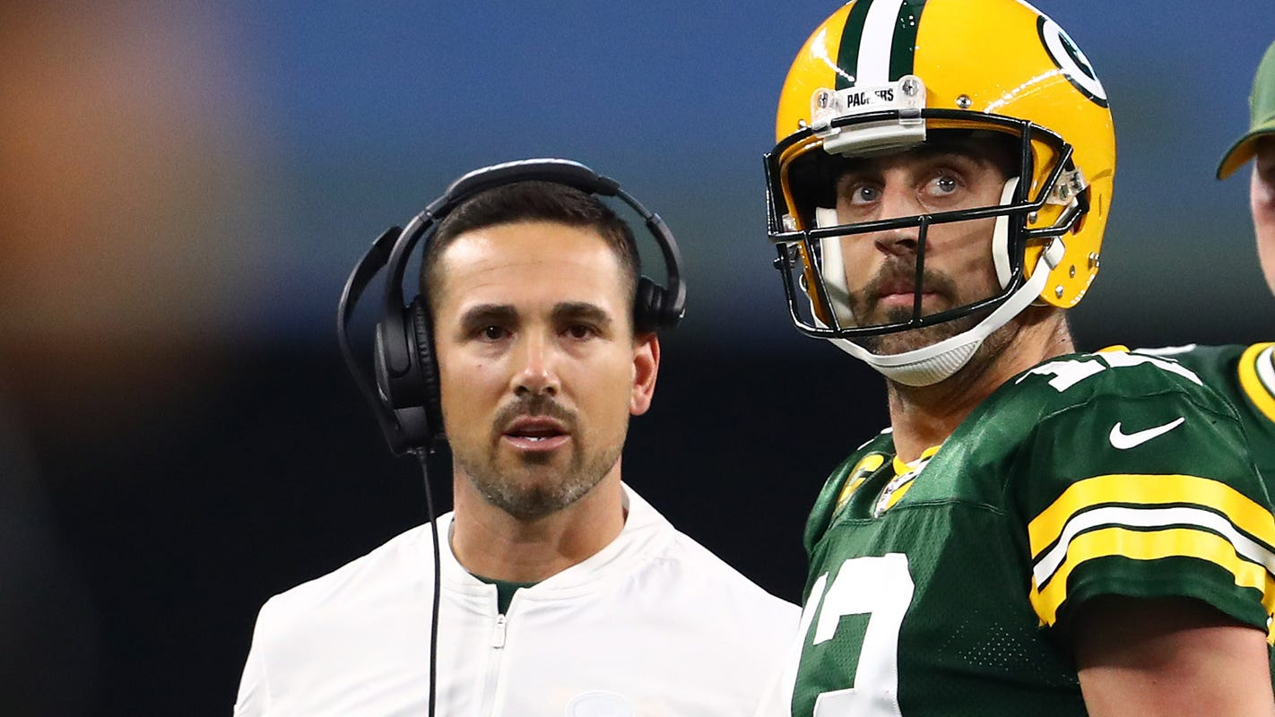 Stop Asking Aaron Rodgers About His Future