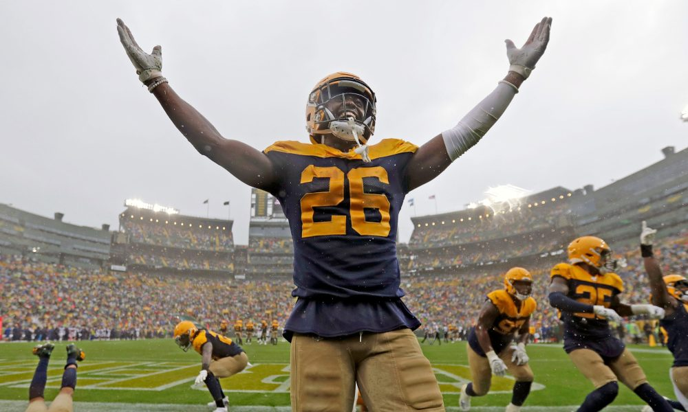 Green Bay Packers: Top 10 Players 25 and Under