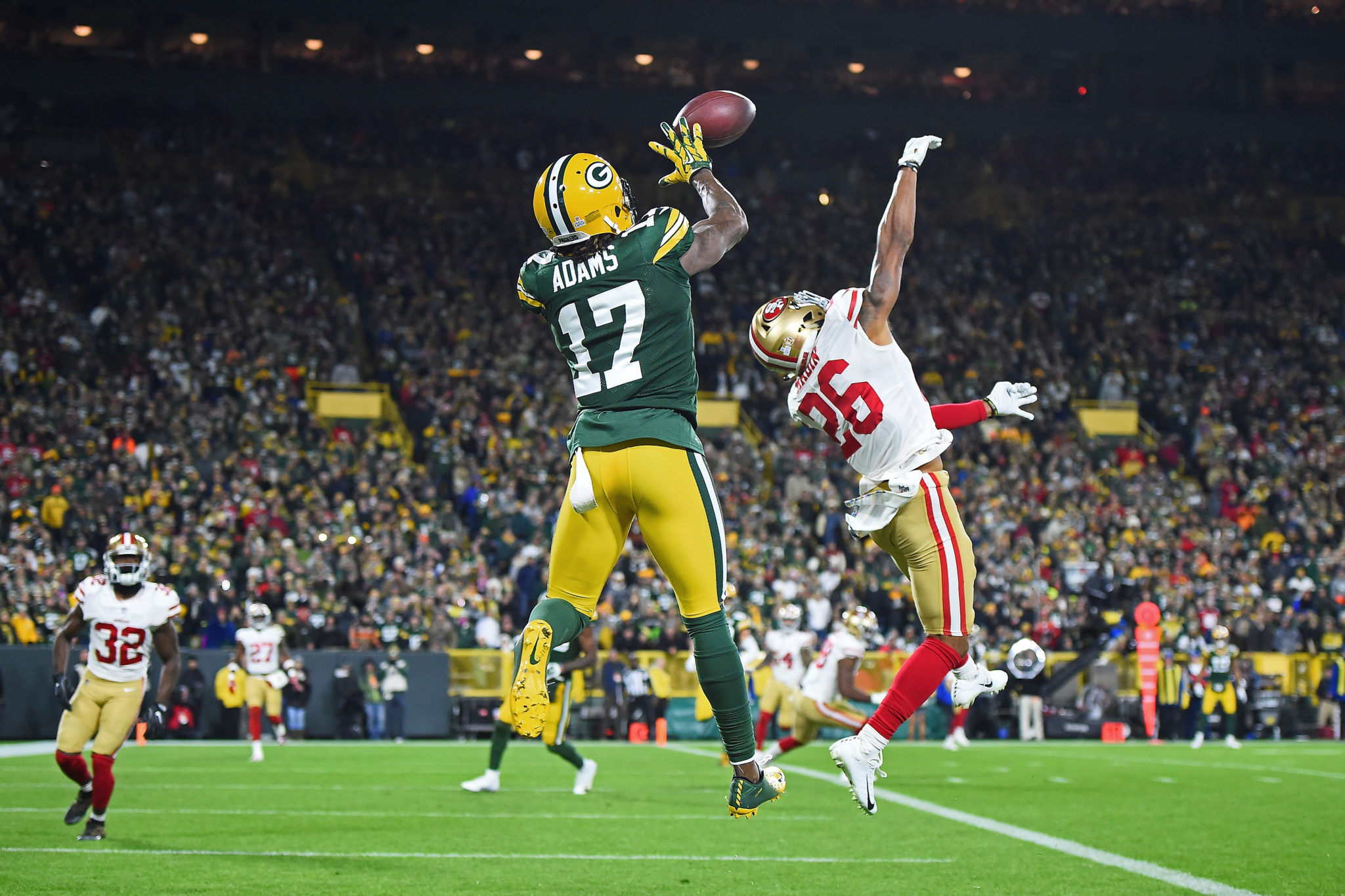 Green Bay Packers WR Position Has Time on its Side
