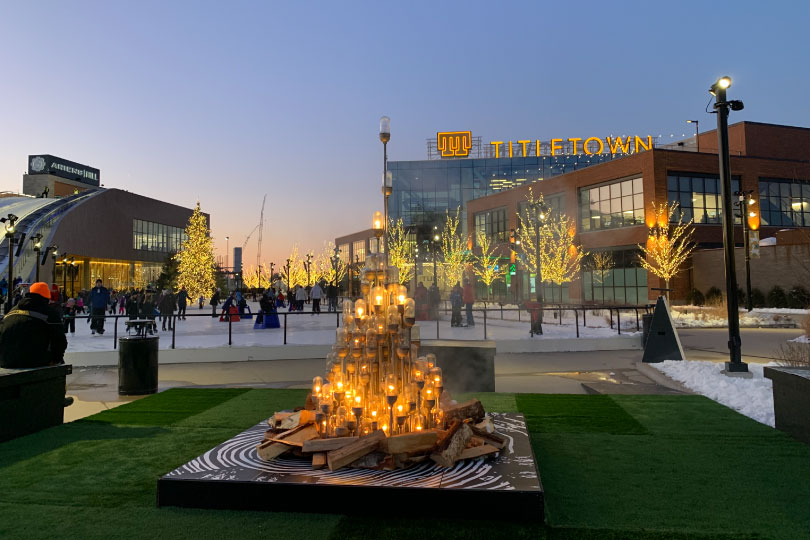 Titletown slowly reopening with new guidelines