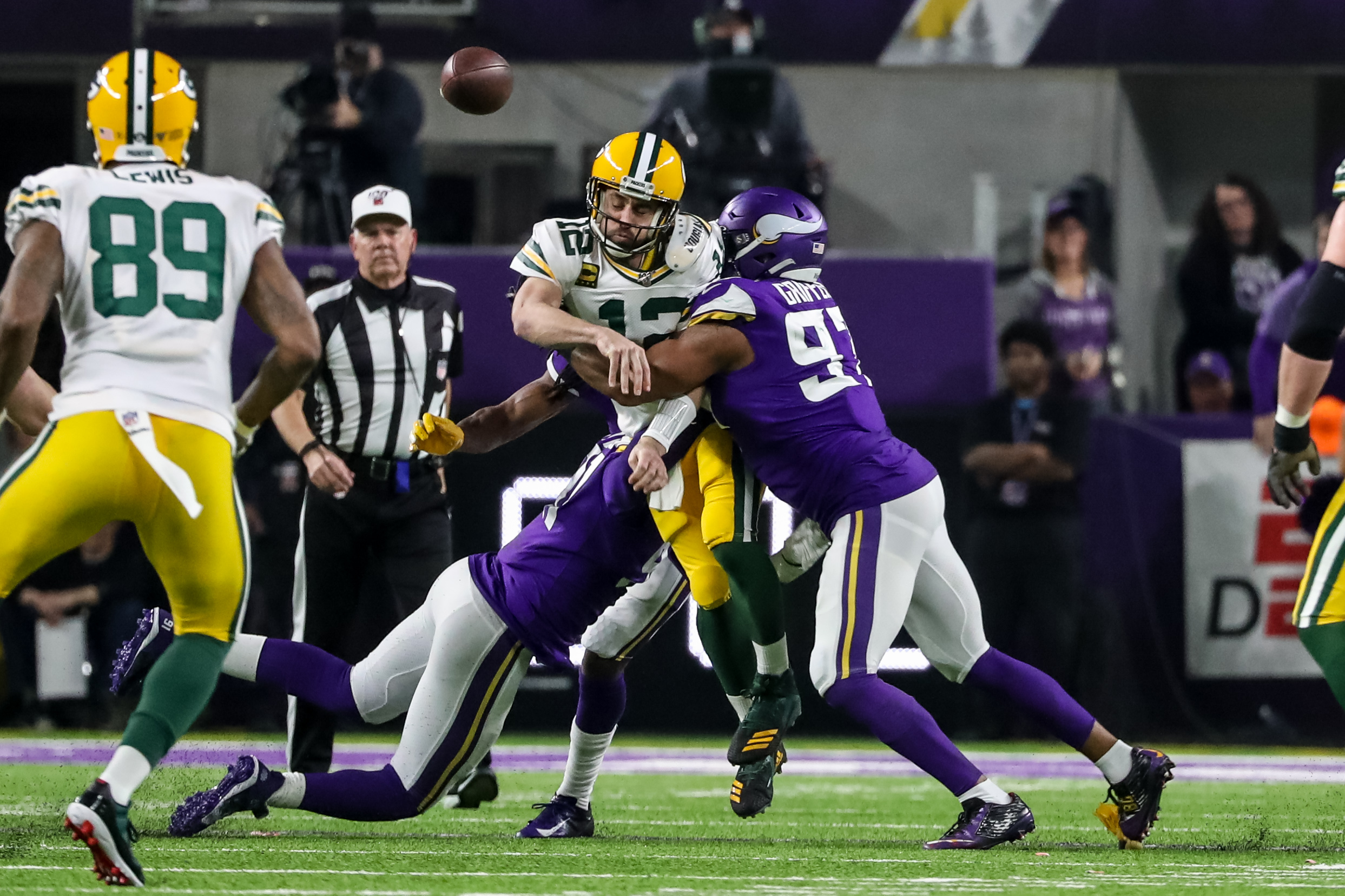 Does Everson Griffen Make Sense?