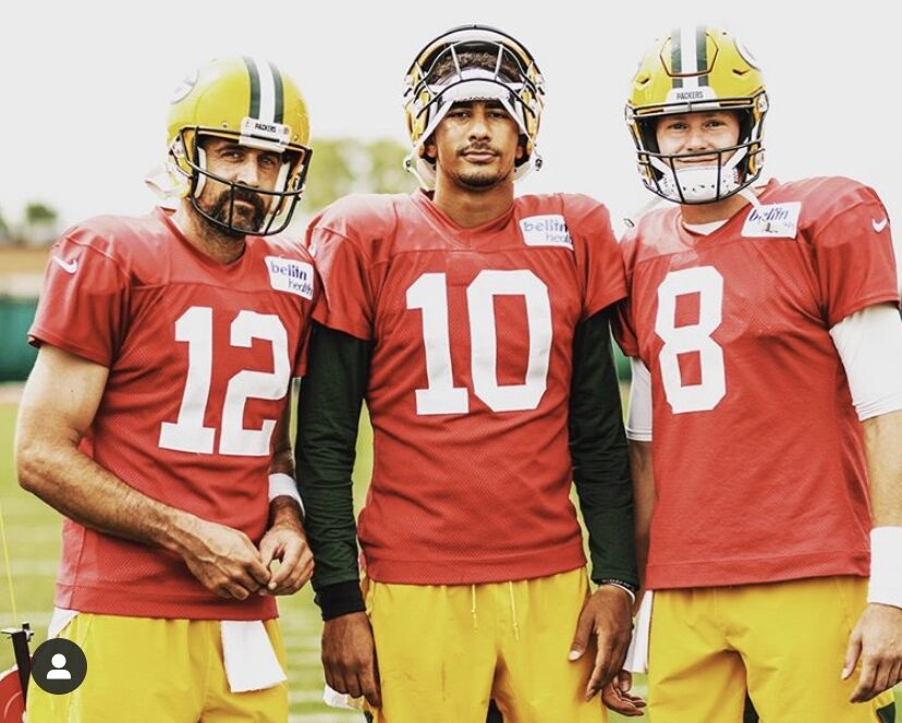 Aaron Rodgers' good vibes gives me high hopes