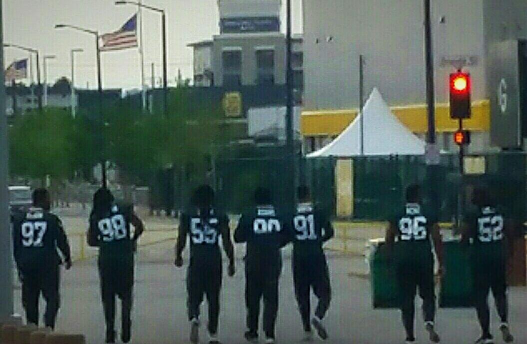 Green Bay Packers: No Photos