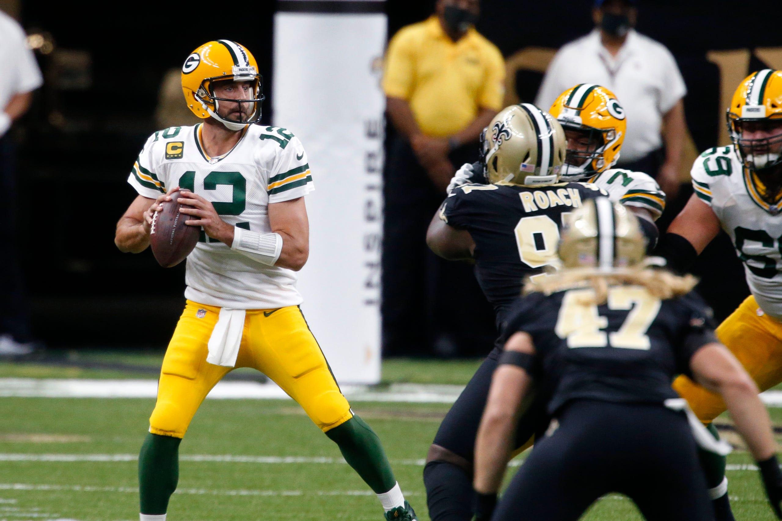 Packers - Saint Highlights