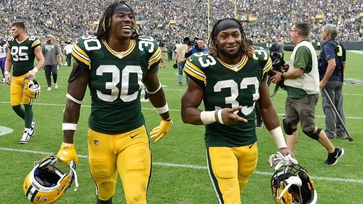 Which RBs make the Packers' initial 53?