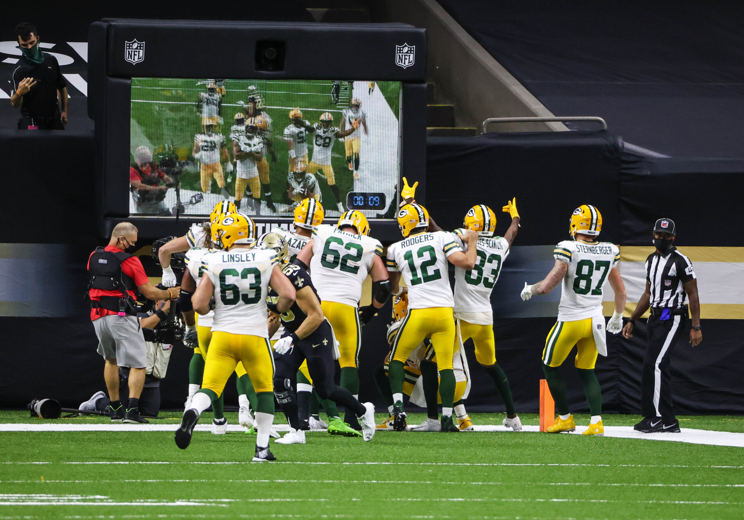 Why the Packers Offense is Unstoppable