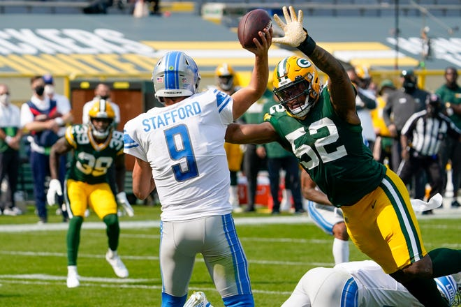 Gary ascension is good news for Packers' defense