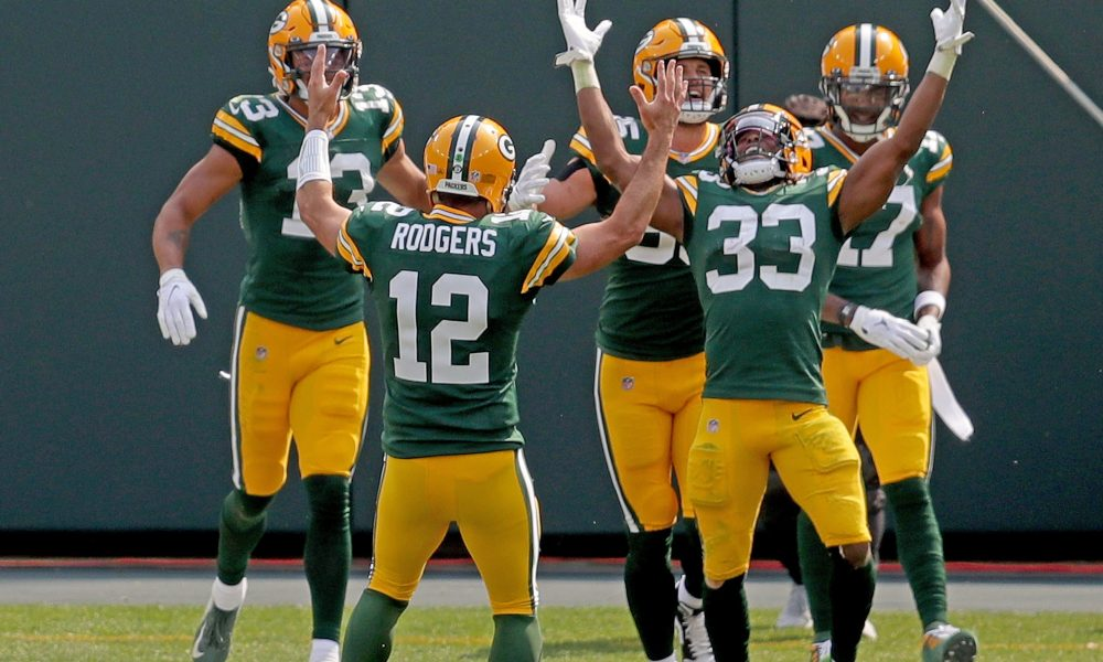 Looking ahead to the next quarter of the 2020 season for Green Bay