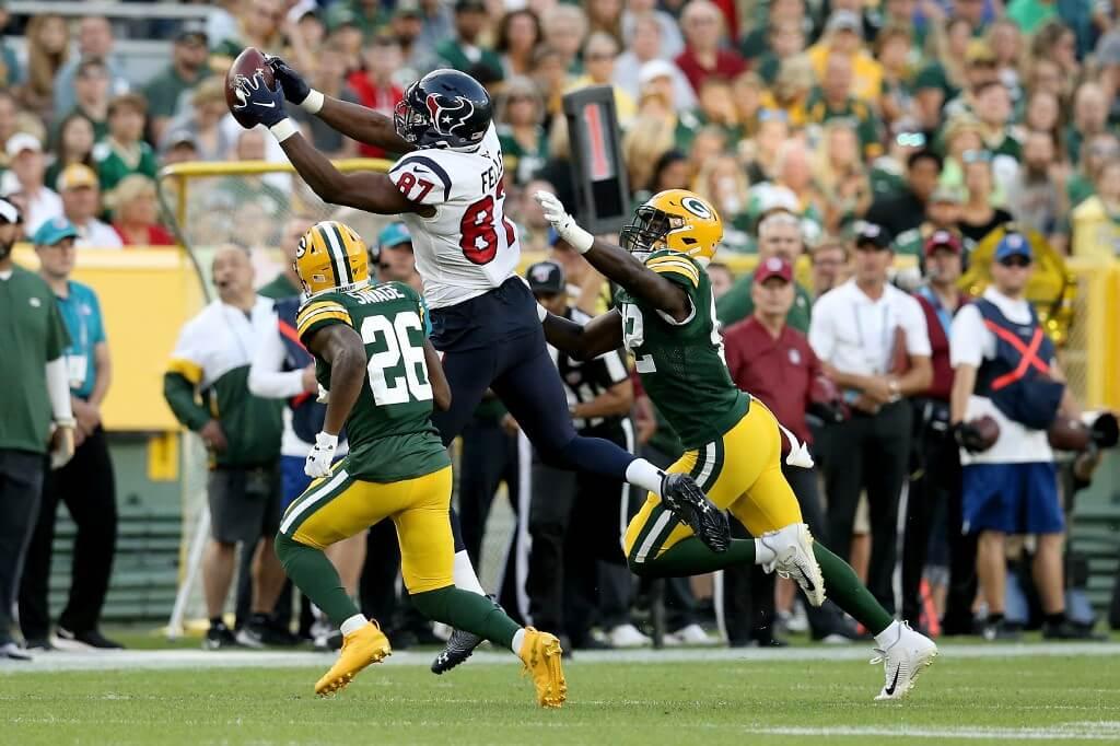 Week 7: Packers vs Houston Preview